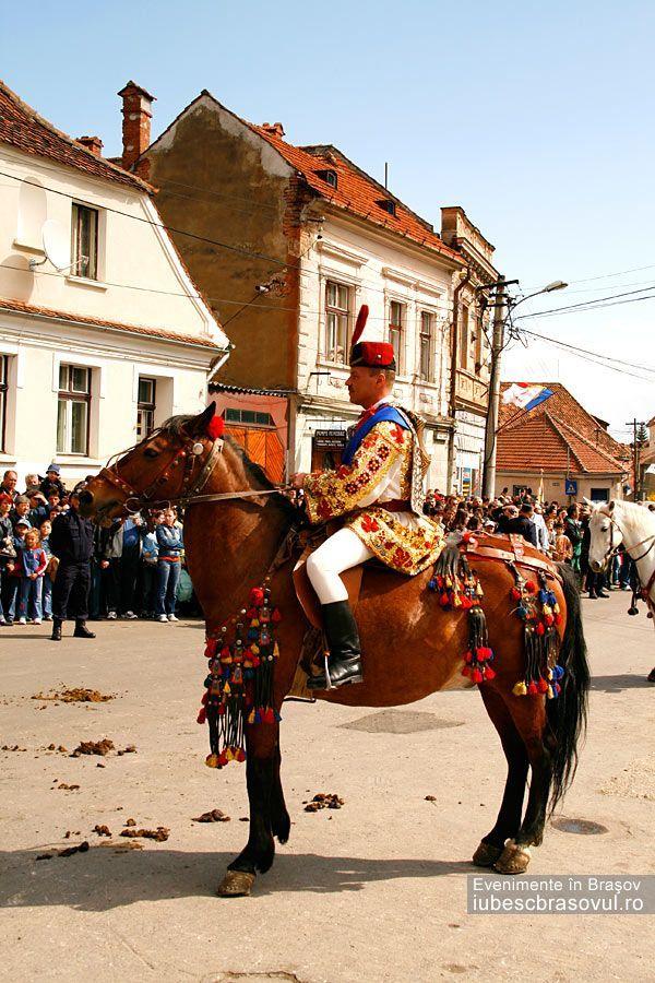 Sarbatoarea Junilor din Brasov, o traditie din 1910