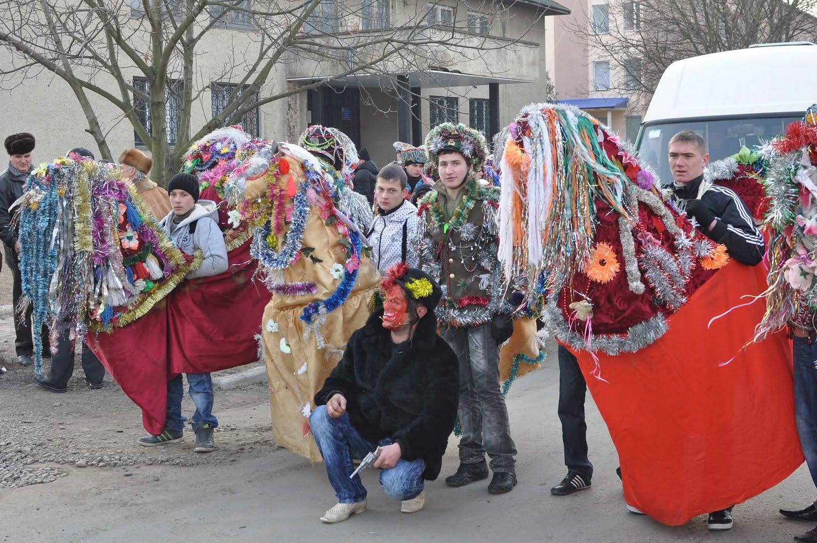 Das Treffen der Singer und die Meteleaua, heute in Großdorf und Freck gefeiert