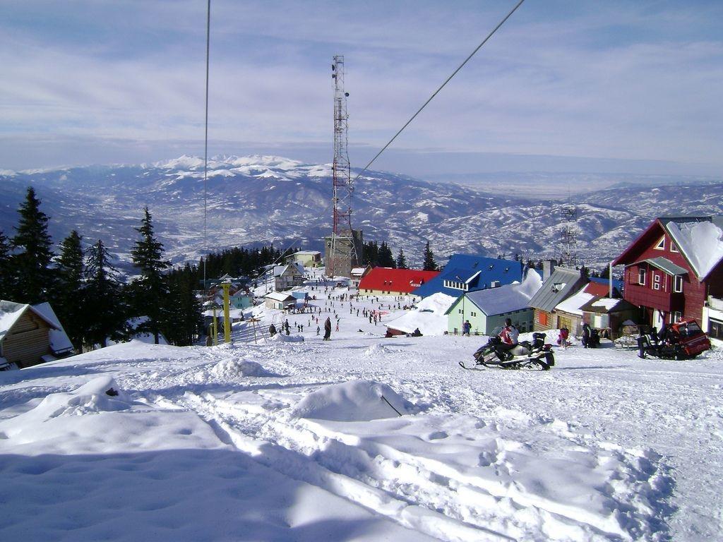 Poiana Brasov, super-statiunea montana din Transilvania