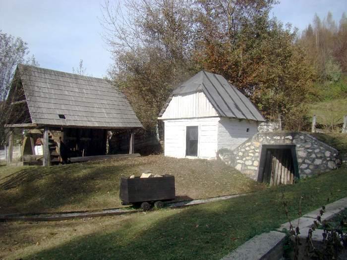 Muzeul mineritului aurifer de la Rosia Montana