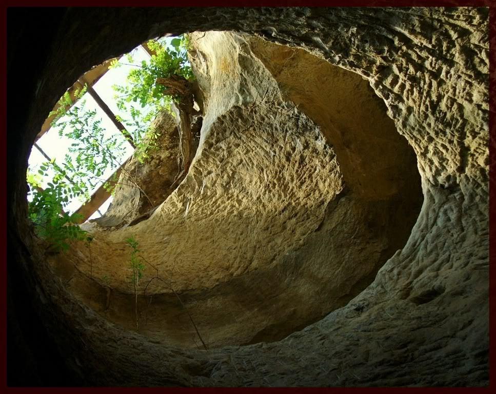 Der Tempel von Sinca Veche, wo alle Ihre Wünsche wahr werden