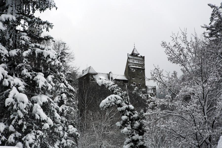 Siebenbürgen, einer der schönsten Orte den Winter in Europa zu verbringen