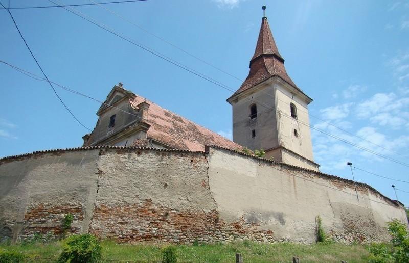 Arbegen,ein Dorf wo es zahlreiche archäologische Funde gab