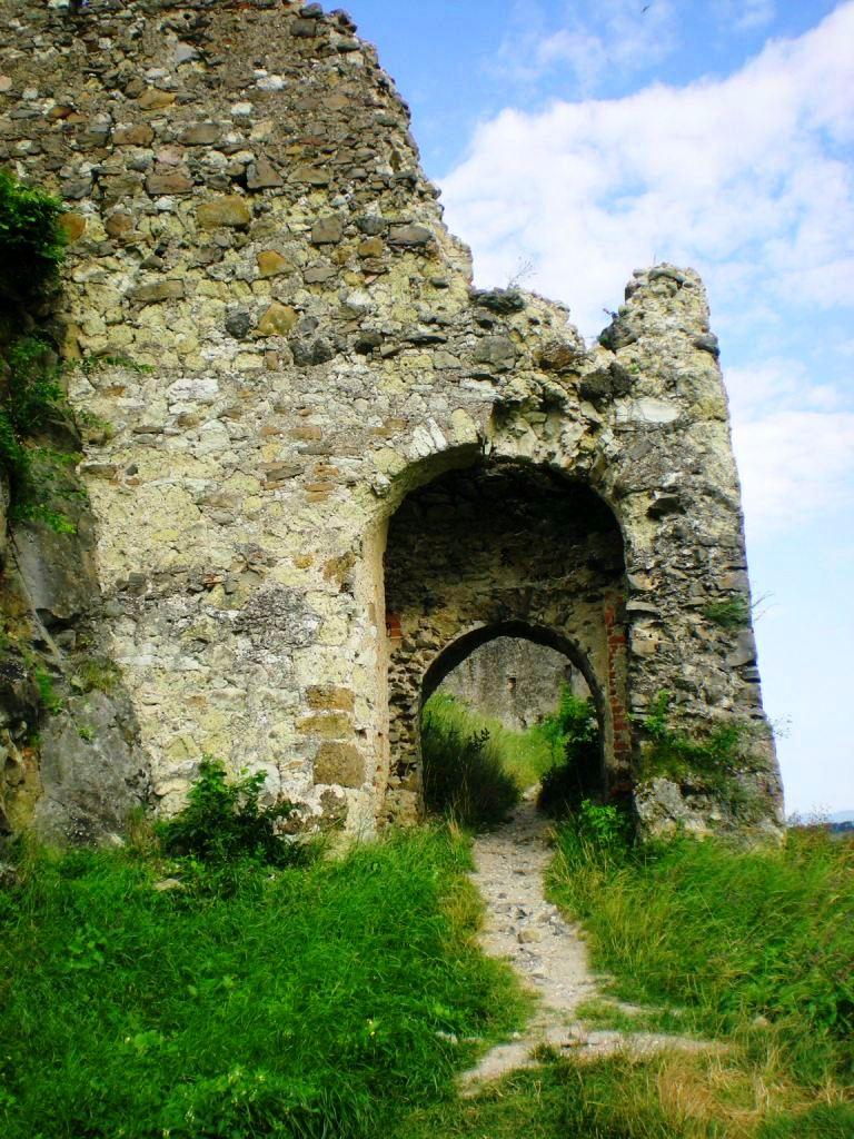 Legenda cetatii de la Rupea, una dintre cele mai vechi asezari din Romania