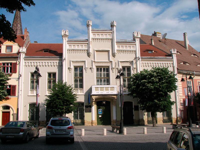 Das Universal-Ethnographische Museum in Hermannstadt