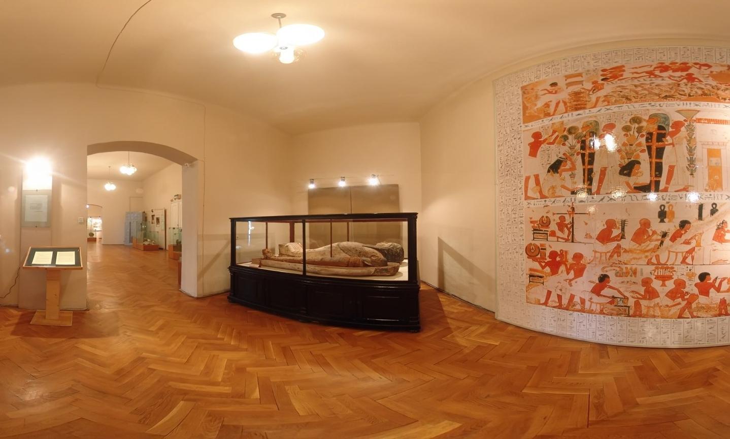 Muzeul de Etnografie Universala din Sibiu, locul unde descoperi istoria lumii intregi