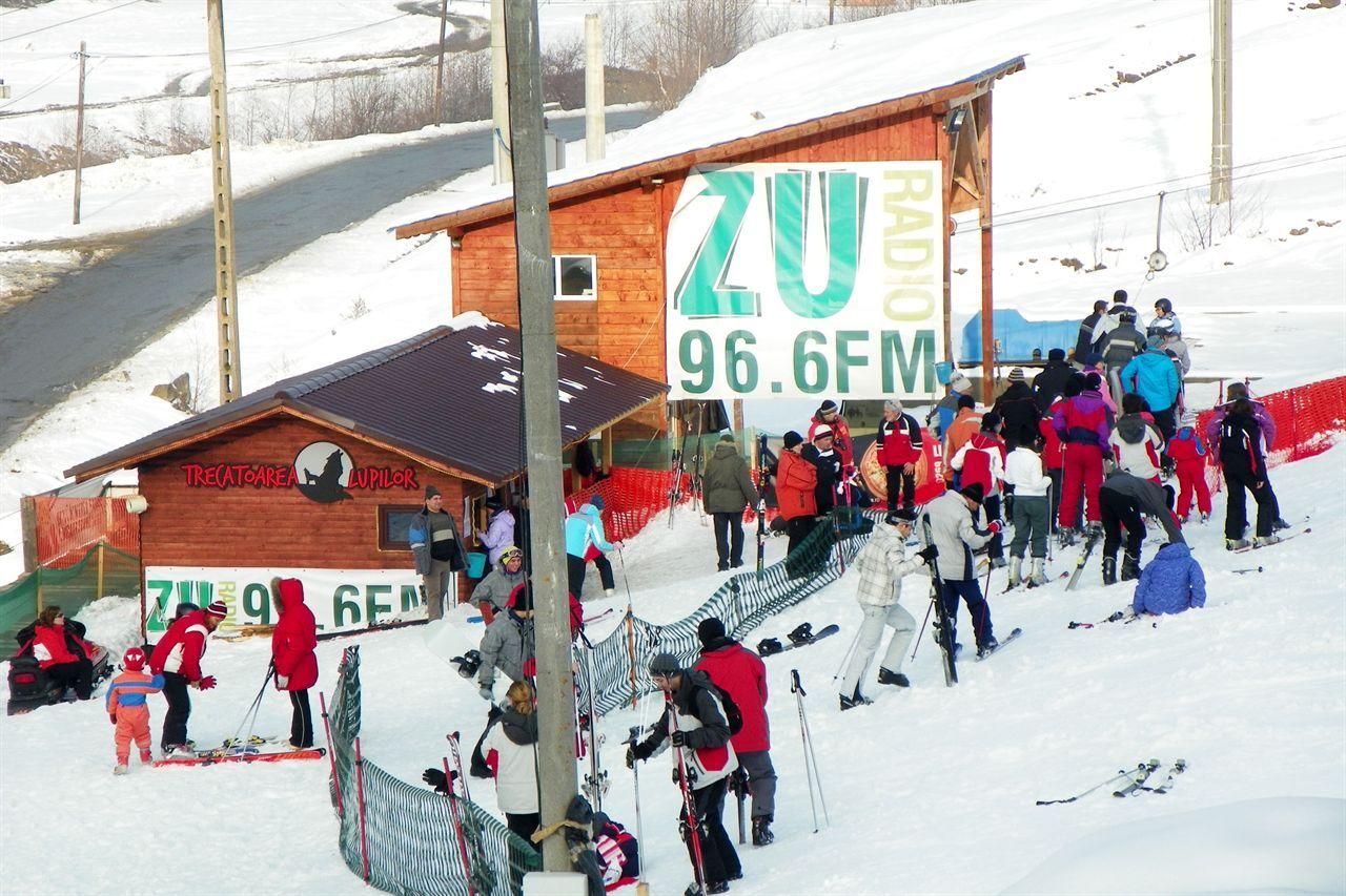 Gura Râului pe harta pasionaților de schi: Pârtia Trecătoarea Lupilor