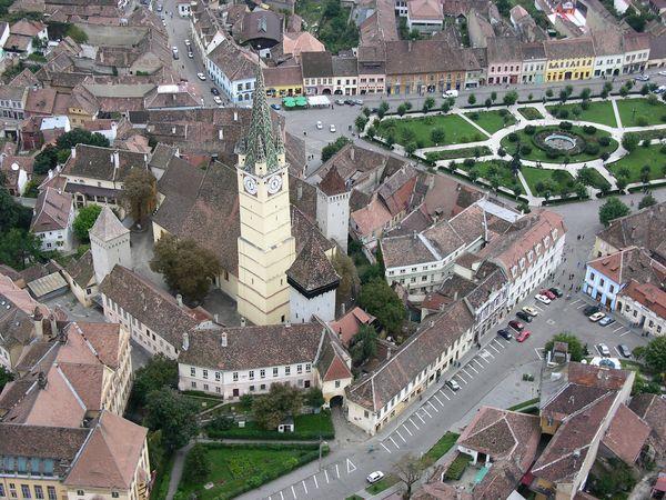 Turnurile cetăţii Mediaş
