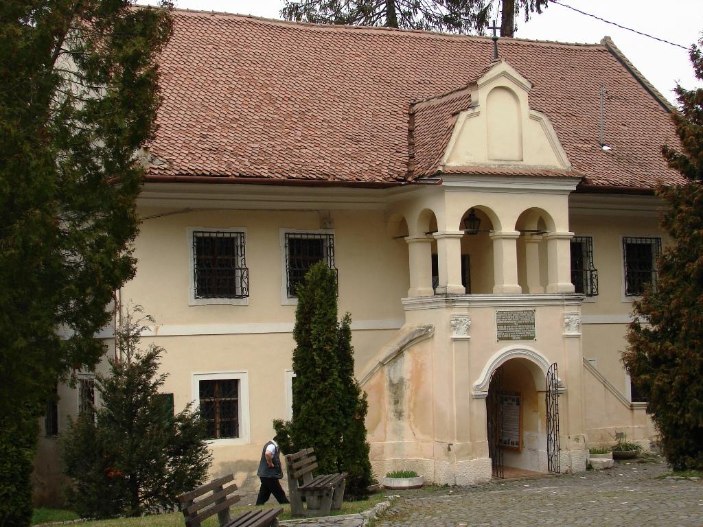 Die erste rumänische Schule in Belgerei, ein Museum der Bildung in Rumänien