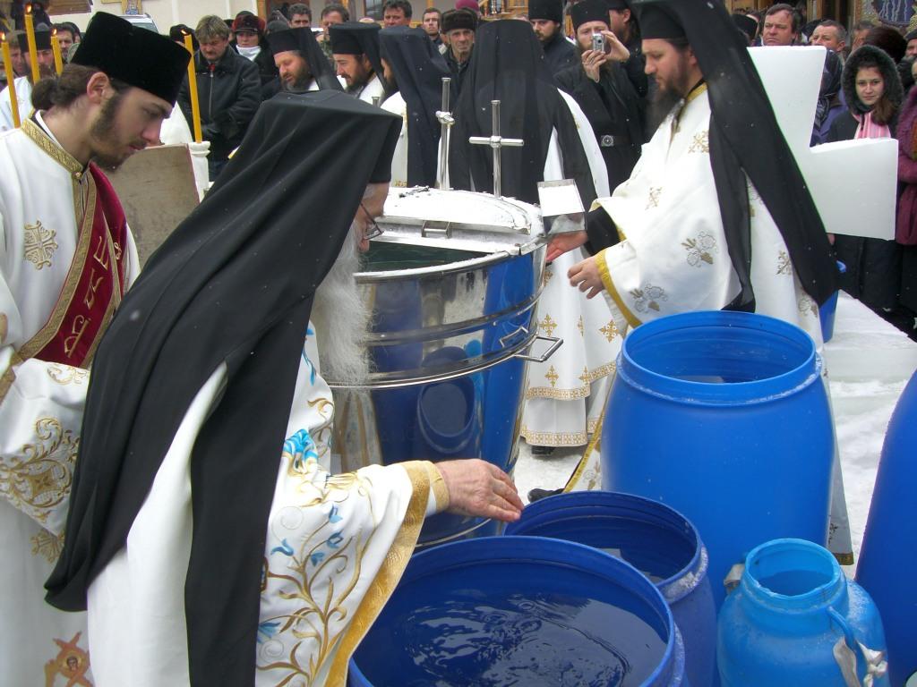 Traditii si obiceiuri din Transilvania de Boboteaza