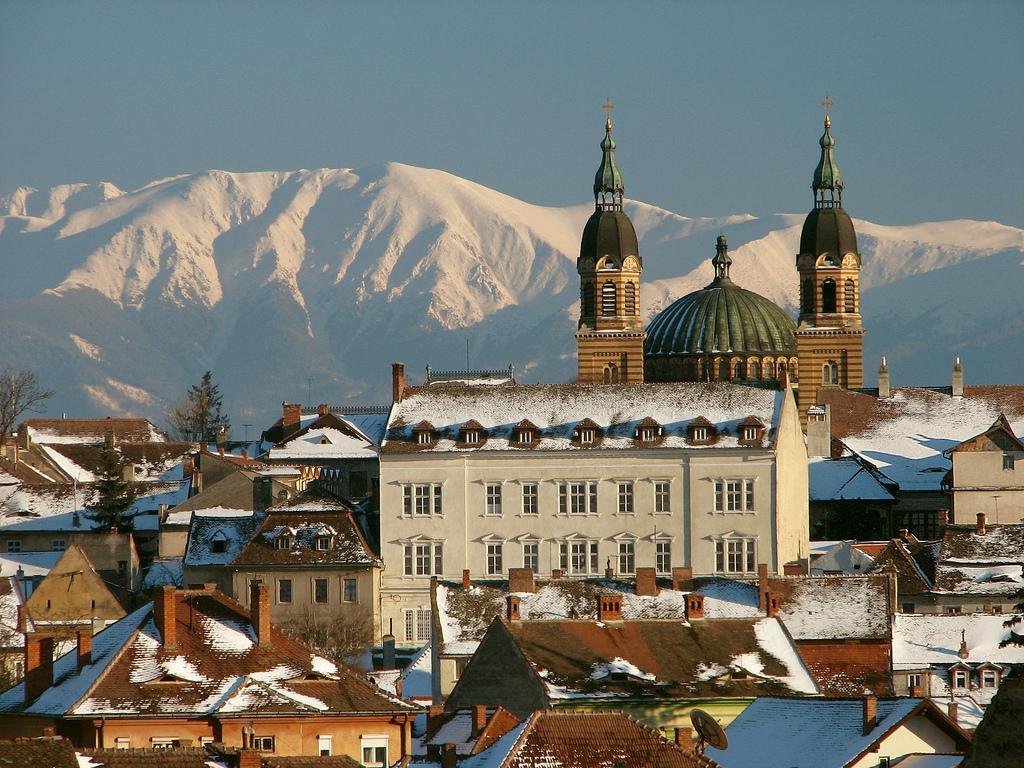 Die Geschichte von Hermannstadt und die Legenden seiner Gründung