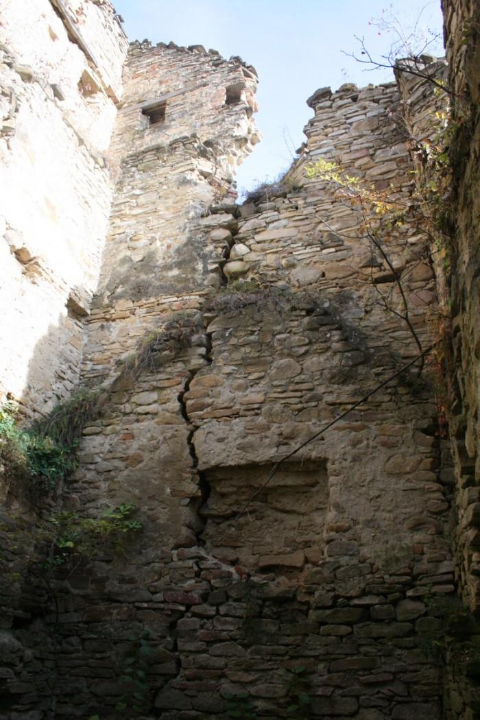 Die Legende der Riesen-Burg von Keisd