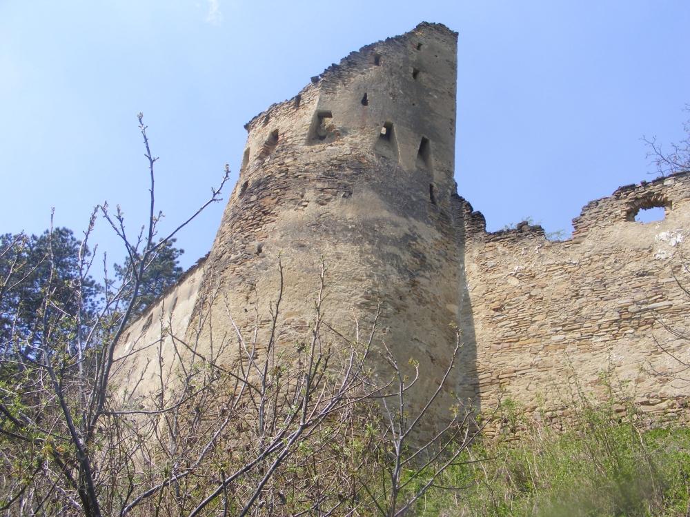 Legenda Cetății Uriașilor de la Saschiz, Mureș
