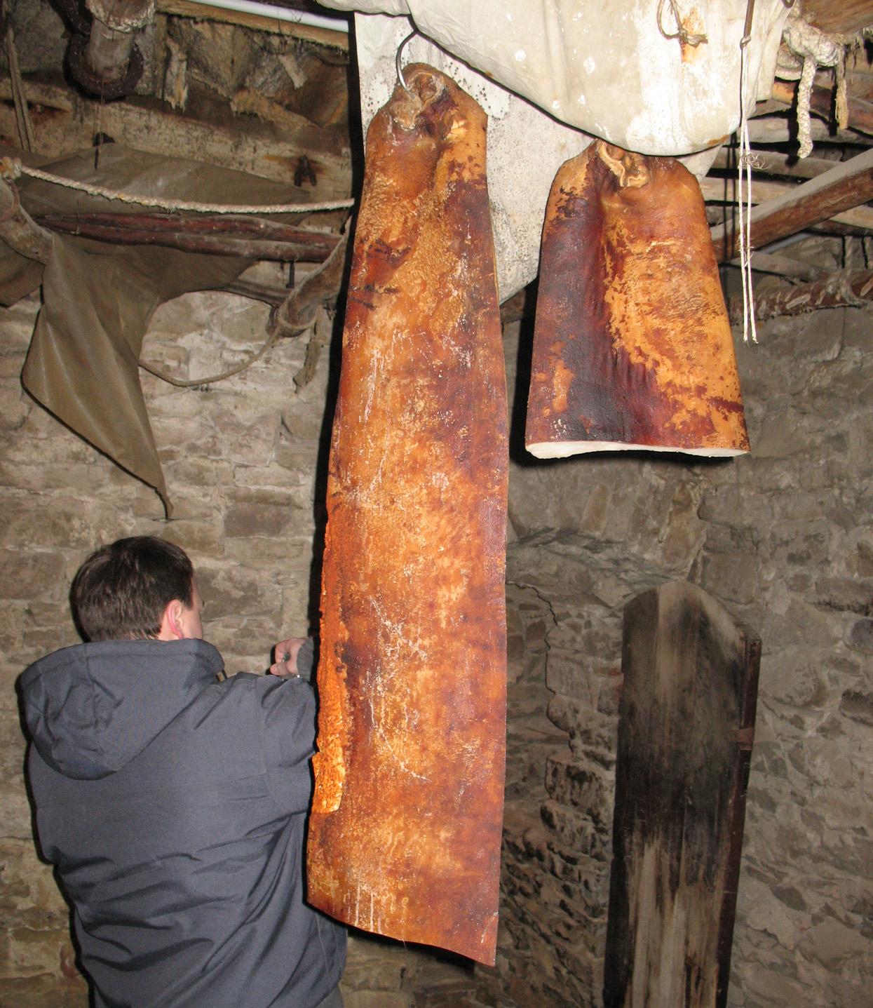 Descoperă viața ca în 1600 în satul Stejărișu