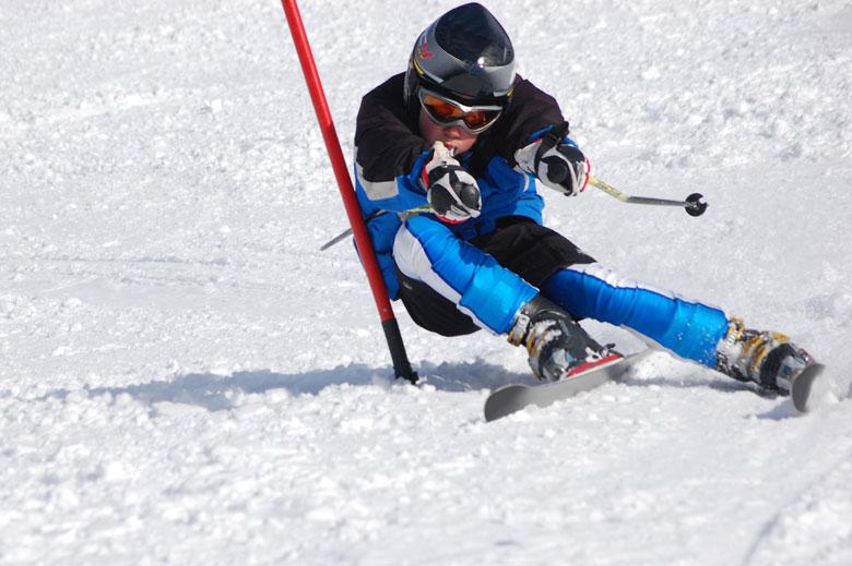 Das Skipokal des Österreichischen Konsulat in Hermannstadt, bei Arena Platos