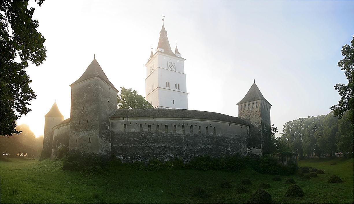 Cetatea din Harman