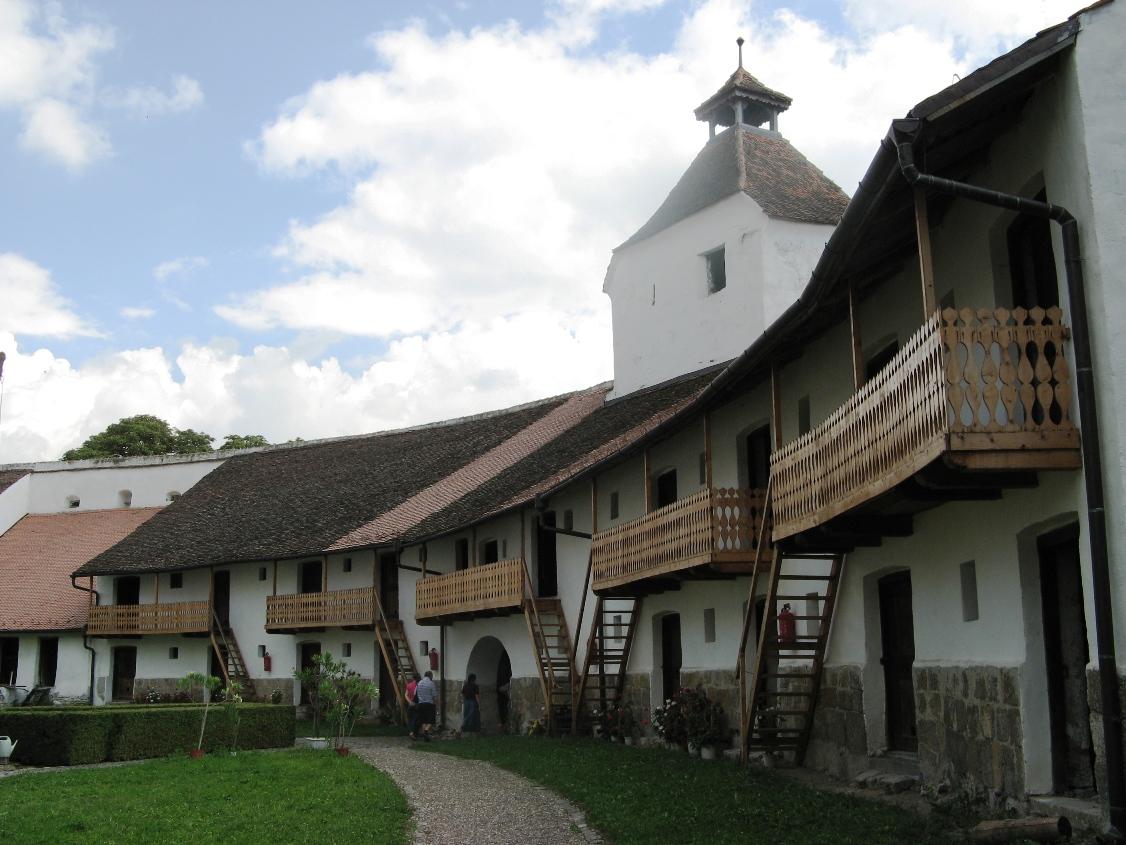 Die Festung von Honigberg