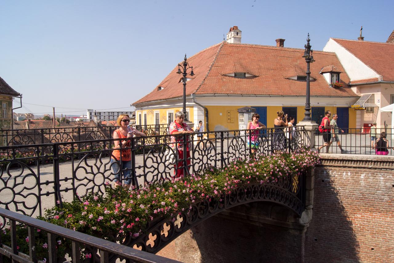 Sibiul, propus pentru cea mai buna destinatie turistica