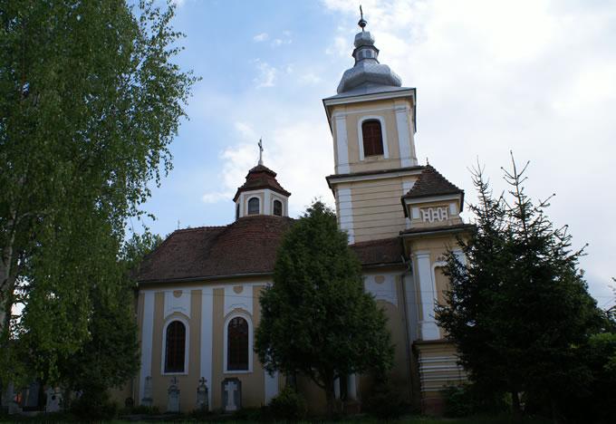 biserica dintre brazi