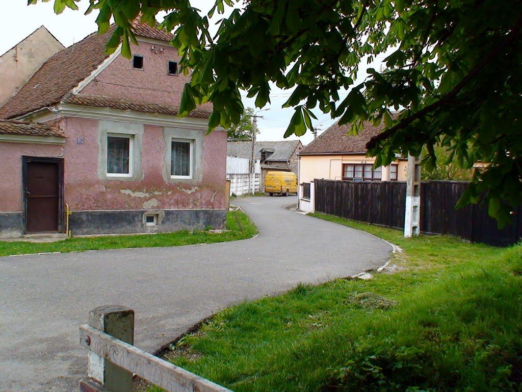 Satul Hălchiu și legenda întemeierii lui de cavalerul Fulkun