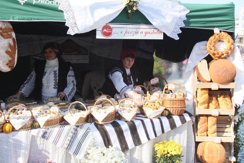 Die Messe der Köstlichkeiten, zwischen 8 und 10. März in Sinaia
