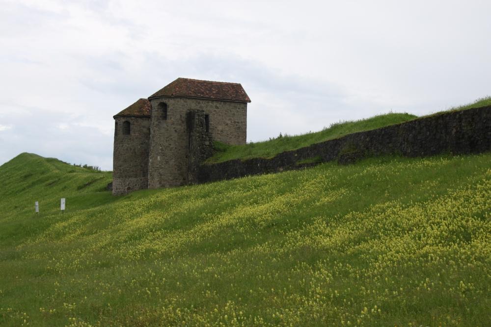 Cetatea Porolissum, una dintre cele mai frumoase din Transilvania