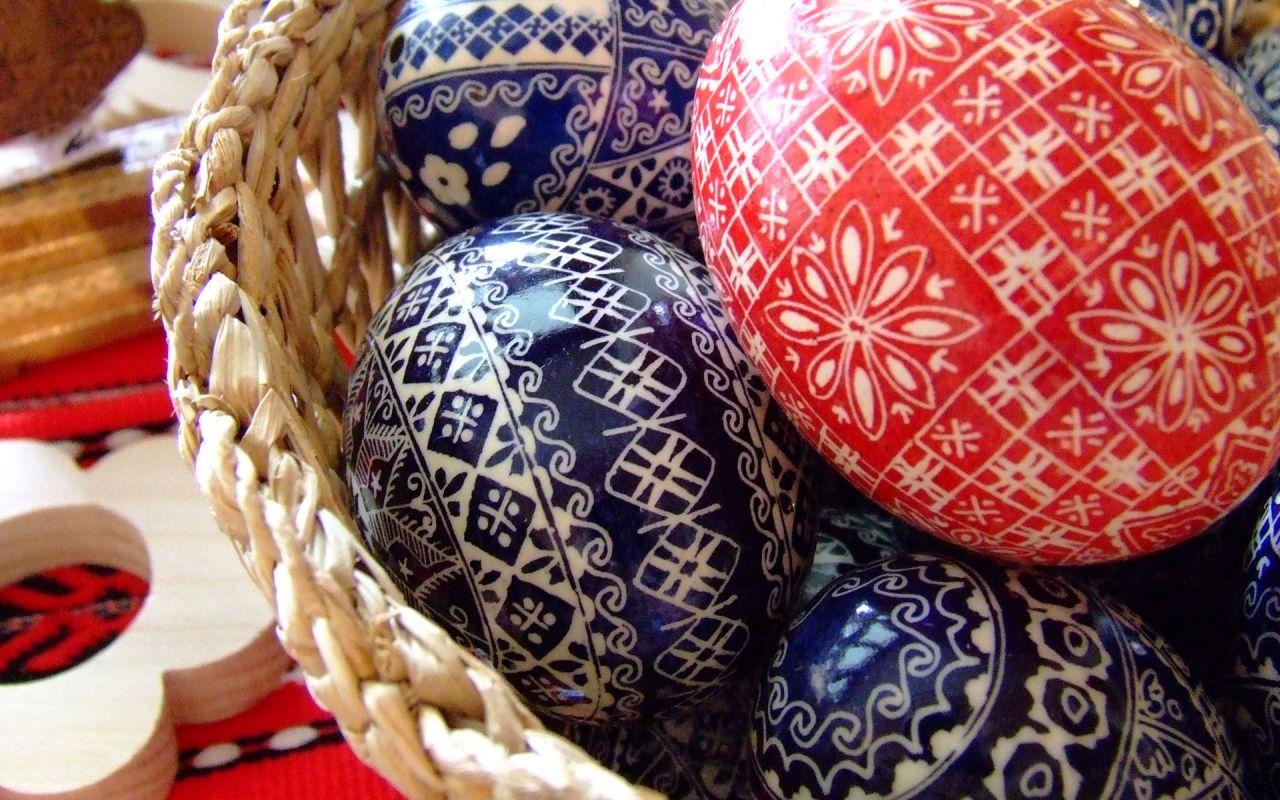 Traditionelles Osterbrauchtum in Transsilvanien
