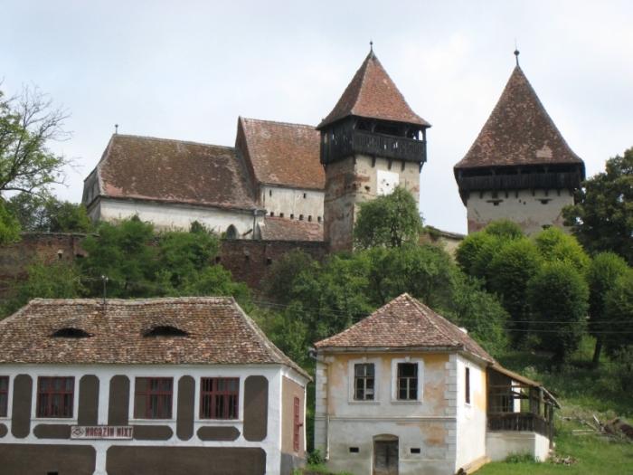 Drumul bisericilor fortificate