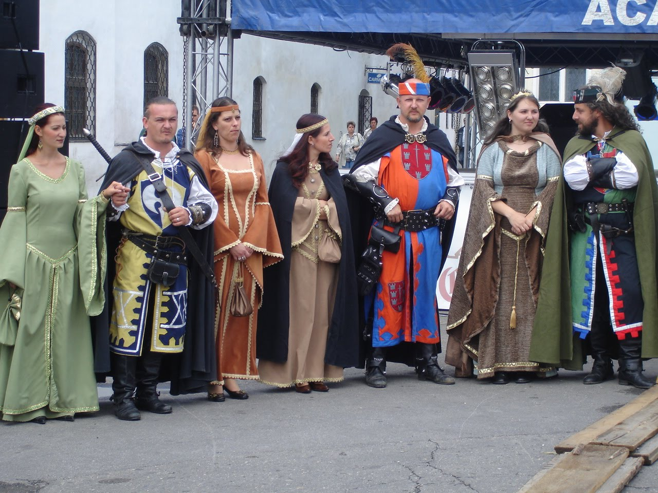 Program festivalul Medias Cetate Medievala 2013