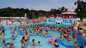 Beneficiile apelor termale de la Baile Felix