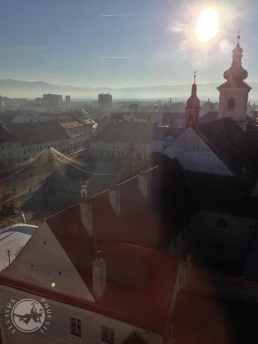 Turnul Sfatului – simbolul şi sufletul Sibiului