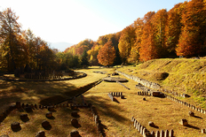 Cetatea dacică Sarmizegetusa Regia și-a redeschis porțile pentru vizitatori