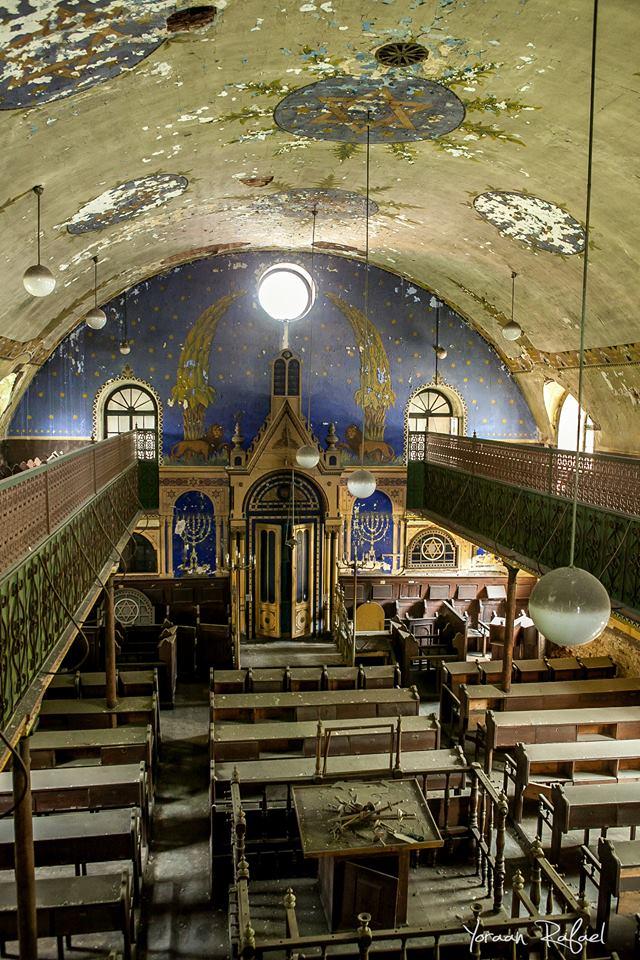 Sinagoga Mediaș și istoria comunității evreiești