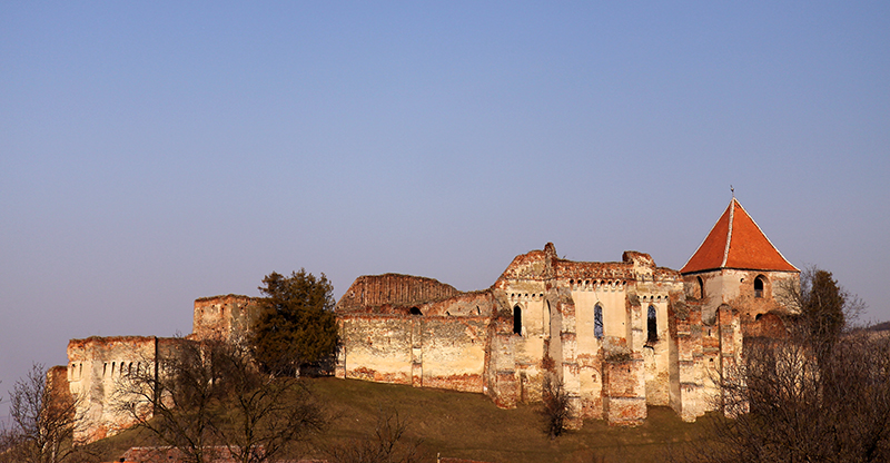 Legenda vrăjitorului din Cetatea Mândra, Slimnic
