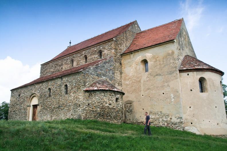 Biserica-Cetate Sfântul Mihail – Cisnădioara