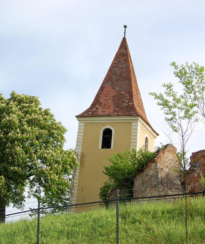 Turnul înclinat de la Ruși