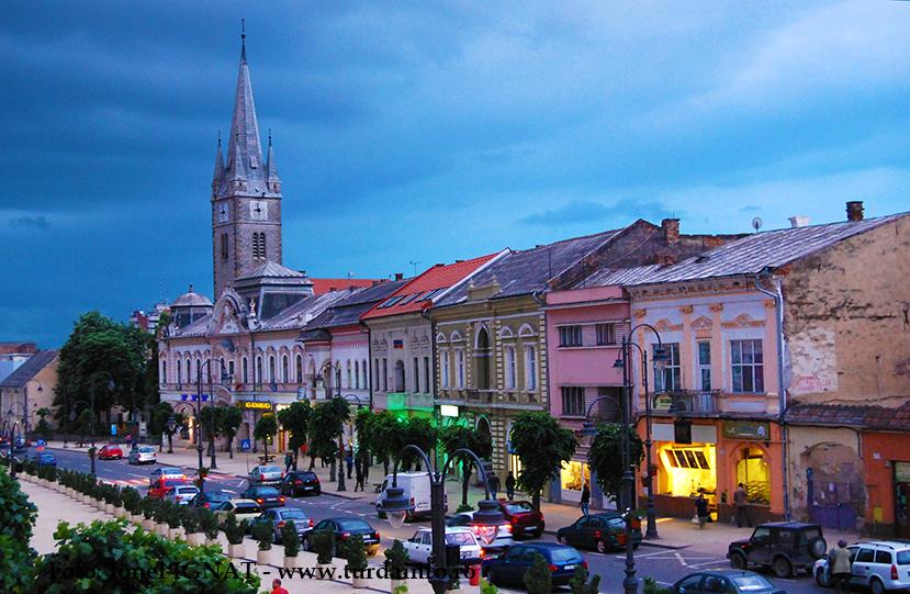 Localitatea Turda
