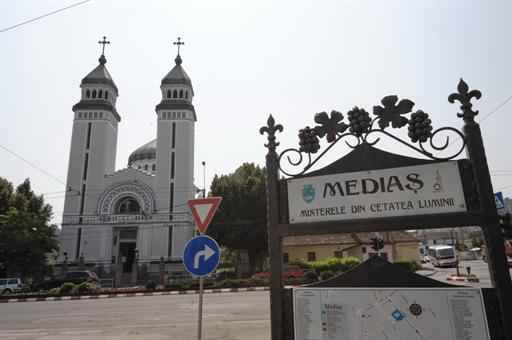 Catedrala Ortodoxă din Mediaș