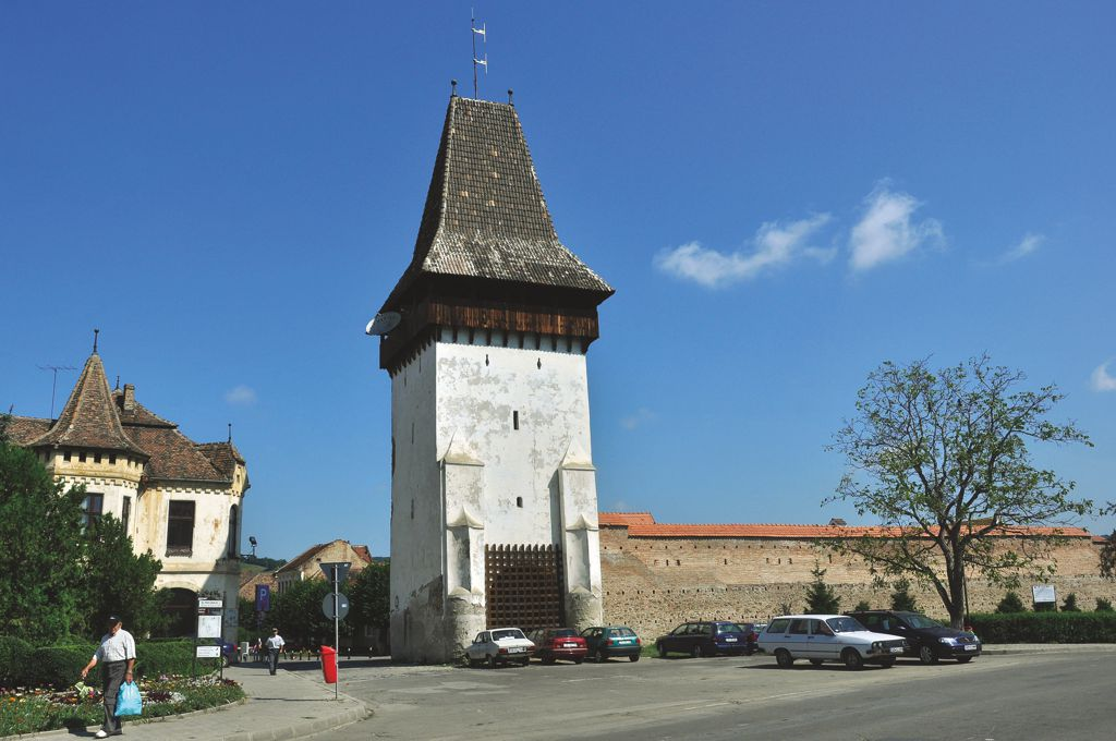Turnul Forkesch din Mediaș