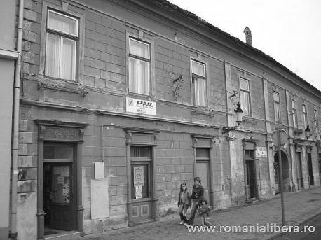 Primăria Veche din Mediaș