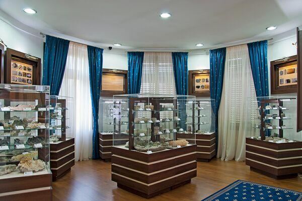 Muzeul Gazelor Naturale